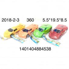 2018-2-3 Машина в пакете, 360 шт. в кор.