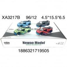 XA3217B Модельки (металл) 12 шт. в блоке, 8 блоке. в кор.
