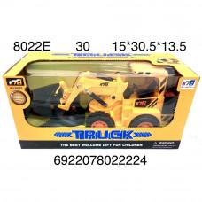 8022E Трактор на Р/У, 30 шт. в кор.