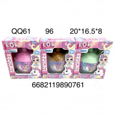 QQ61 Кукла в шаре Единорог, 96 шт. в кор.