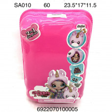 SA010 Кукла Nancy набор, 60 шт. в кор.