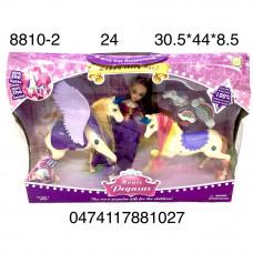 8810-2 Волшебный Пегас с куклой и аксессуарами, 24 шт. в кор.