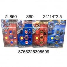ZL850 Часы в ассортименте, 360 шт. в кор.