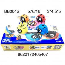 BB004S Заводная игрушка Божья коровка 16 шт. в блоке 36 блоке. в кор.