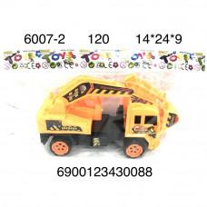 6007-2 Погрузчик в пакете, 120 шт. в кор.