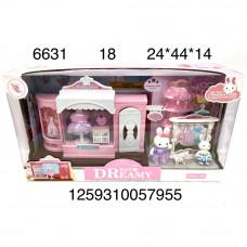 6631 Счастливая семья набор, 18 шт. в кор.