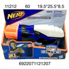 11212 Бластер с мягкими пулями, 60 шт. в кор.