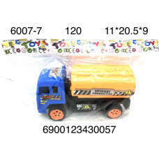 6007-7 Машина в пакете, 120 шт. в кор.
