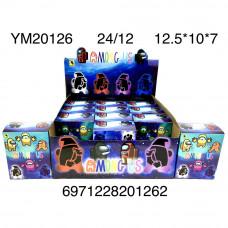 YM20126 Фигурки НЛО 12 шт. в блоке, 24 шт. в кор.
