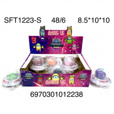 SFT1223-S Фигурки НЛО 6 шт. в блоке, 48 шт. в кор.