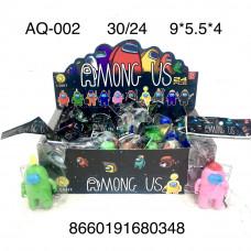 AQ-002 Фигурки НЛО 24 шт. в блоке, 30 шт. в кор.