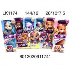 LK1174 Любимые питомцы 12 шт. в блоке,12 блока. в кор.