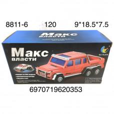 8811-6 Машинка (свет, звук), 120 шт. в кор.