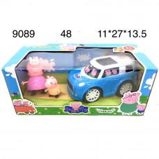 9089 Животные с машинкой, 48 шт. в кор.