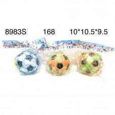 8983S Мячи (свет), 168 шт. в кор.