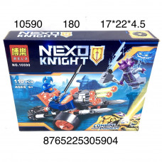 10590 Конструктор Нексо 110 дет.  180 шт в кор.
