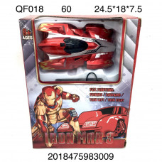 QF018 Машина на P/У ездит по стенам, 60 шт в кор.