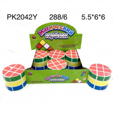 PK2042Y Кубик-рубик 6 шт в блоке 48 блока  в кор.