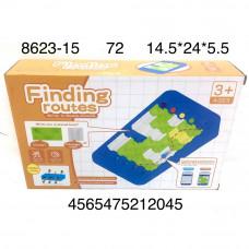 8623-15 Логическая игрушка Лабиринт 72 шт в кор.