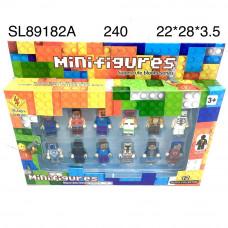 SL89182A Фигурки Лего 12 шт. в наборе, 240 шт. в кор.