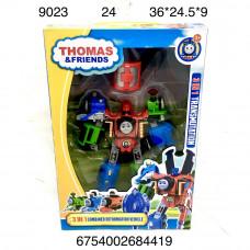 9023 Поезд трансфомер Томас, 24 шт. в кор.
