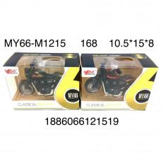 MY66-M1215 Мотоцикл, 168 шт. в кор.