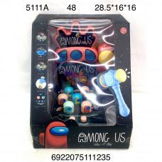 5111A Игра Стучалка НЛО 48 шт в кор.