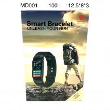 MD001 Фитнес часы 100 шт. в кор.