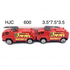 HJC Пожарная машинка 600 шт в кор.