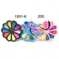 1931-6 Симпл Димпл Цветок 10 конечный 200 шт в кор.