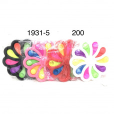 1931-5 Симпл Димпл Цветок 10 конечный 200 шт в кор.