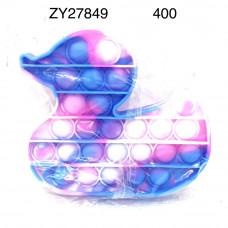 ZY27849 Поп ит Утка 400 шт в кор.