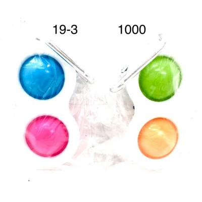 19-3 Симпл димпл брелок 1000 шт в кор.