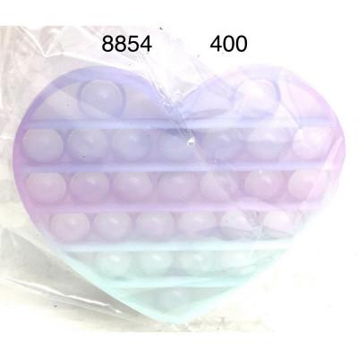 8854 Поп ит Сердце 400 шт в кор.