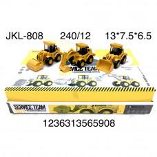 JKL-808 Трактор 12 шт в блоке,20 блоке в кор.