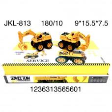 JKL-813 Экскаватор 10 шт в блоке, 18 блоке в кор.