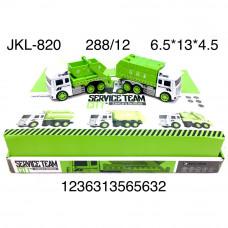 JKL-820 Грузовик 12 шт в блоке,24 блоке в кор.
