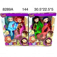 8289A Кукла сказочный патруль 2 героя 144 шт в кор.