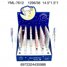 YML-7612 Ручка 36 шт в блоке, 36 блока  в кор.