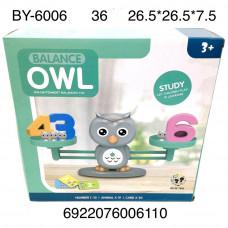 BY-6006 Игра Сова баланс, 36 шт. в кор.