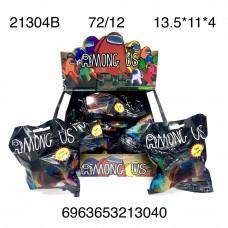 21304B Фигурка НЛО 12 шт. в блоке, 72 шт. в кор.