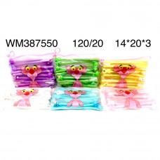 WM387550 Ручки мультяшки 20 шт в блоке, 120 шт в кор.