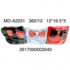 MD-A2031 Сумочка с бантиком 12 шт в блоке,30 блока  в кор.