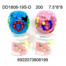 DD1808-19S-D Головоломка Волшебный шар, 200 шт. в кор.