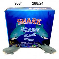 9034 Акула антистресс 24 шт. в блоке,12 блоке. в кор.