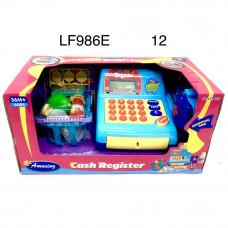 """LF986E Игровой набор """"Магазин"""" (касса) 12 шт в кор."""