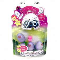 910 Пингвинята в яйце 720 шт в кор.