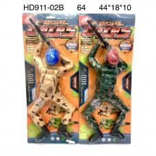 HD911-02B Солдат (ползает), 64 шт. в кор.