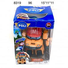 8319 Машинка Мульшки в ассортименте, 96 шт. в кор.
