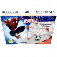 X8688Z-6 Настольная игра Футбол Паук, 48 шт. в кор.